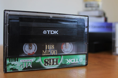 VHS-to-DVD-conversions